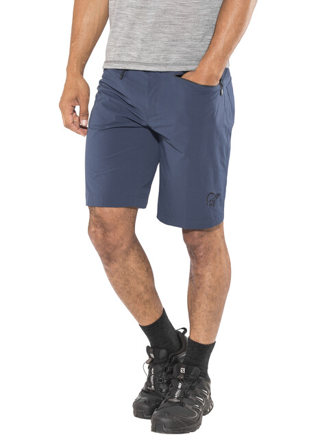 Norrøna Bitihorn Lightweight Shorts Men Indigo Night
